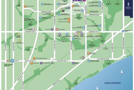 me2-living-condos-scarborough-amenities-map